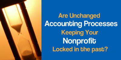 Is Your Nonprofit Accounting Locked In The Past?
