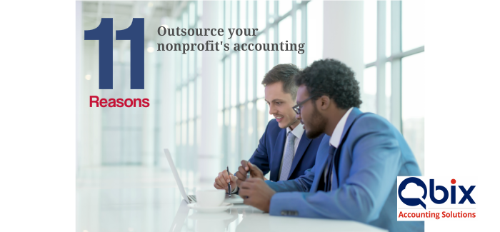 Top 11 Reasons for Nonprofits to Outsource their Accounting