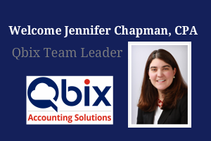 We Welcome Jennifer Chapman, CPA to Our Team!
