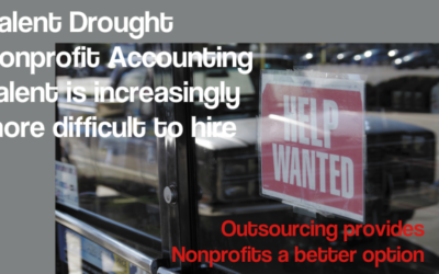 """Nonprofit Accounting – Is that """"Help Wanted"""" Sign Gathering Dust?"""