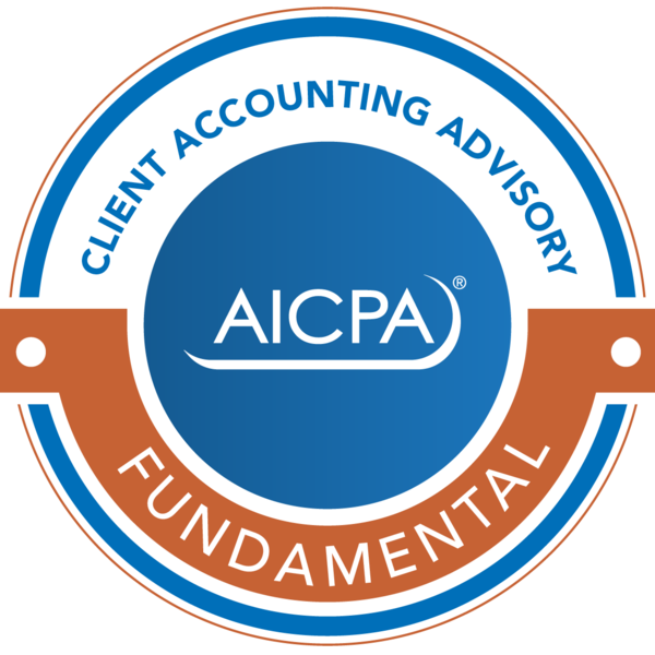 First in The USA  AICPA CAAS Designation!