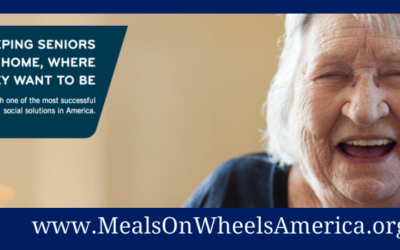 "How Meals on Wheels America ""Kills Stupid Work"""