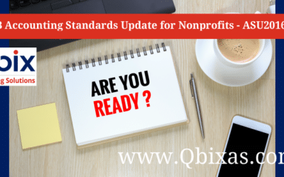 FASB Accounting Standards Update for Nonprofits – ASU2016-14