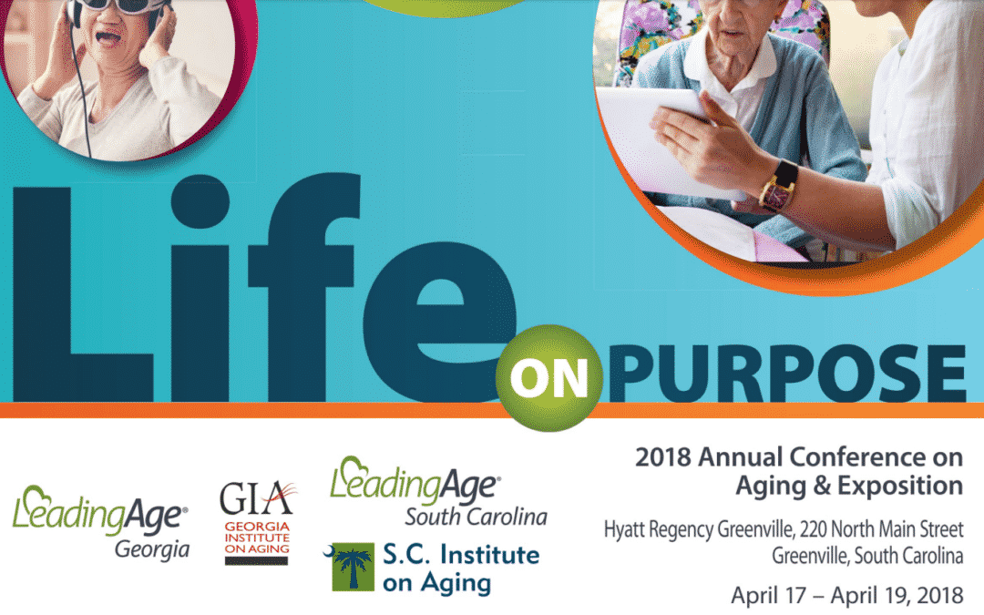 Conference with LeadingAge of Georgia and South Carolina