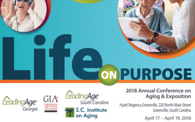 Conference with LeadingAge of Georgia and South Carolina