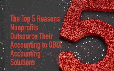 Top 5 Reasons Nonprofits Outsource to QBIX