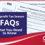 Nonprofit Tax FAQs