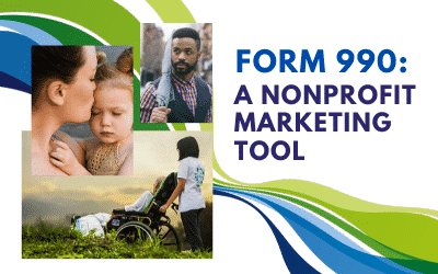 Form 990: A Nonprofit Marketing Tool