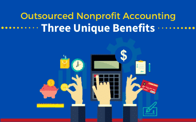 Outsourced Nonprofit Accounting: Three Unique Benefits