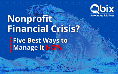 Nonprofit Financial Crisis: 5 Best Ways to Handle it Now