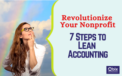 7 Steps to Lean Accounting